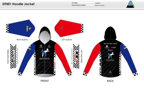 Culbertson Casual Hoodie Jacket
