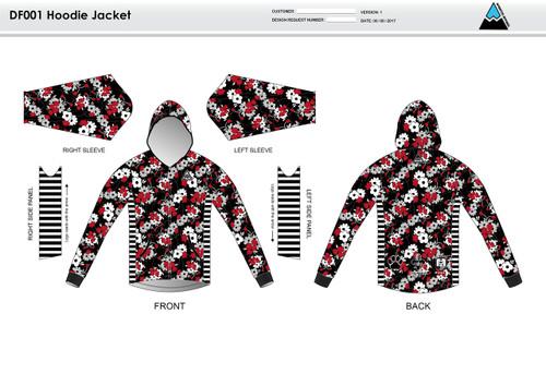 Cajun Mile Casual Hoodie Jacket