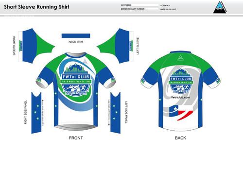FWTri Short Sleeve Running Shirt