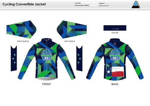 FWT Alternate Convertible Jacket