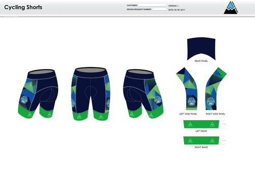 FWT Alternate Cycling Shorts