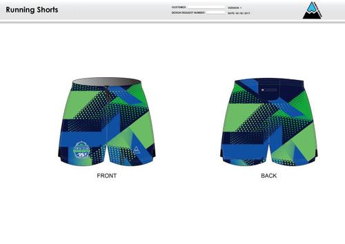 FWT Alternate Running Shorts