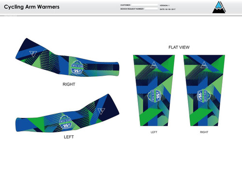 FWT Alternate Cycling Arm Sleeves