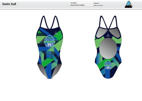 FWT Alternate Women's One Piece Swimsuit