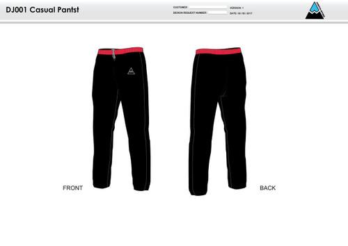 Carr Warm Up Pants