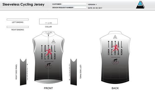 Carr Sleeveless Cycling Jersey