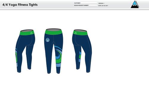 FWT Women's Full Length Fitness Tights