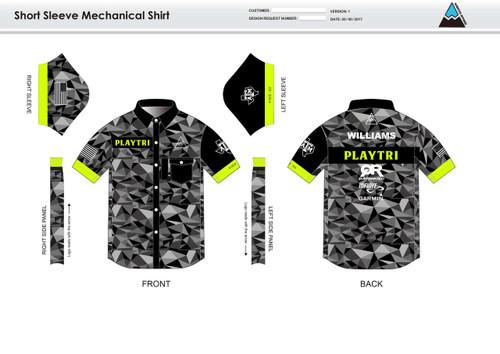 Playtri Youth Mechanic Shirt