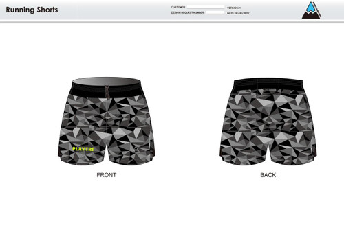 Playtri Running Shorts