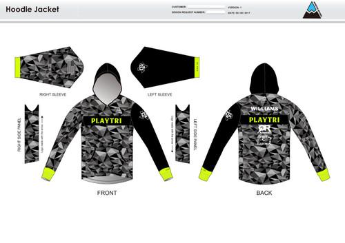 Playtri Hoodie Jacket