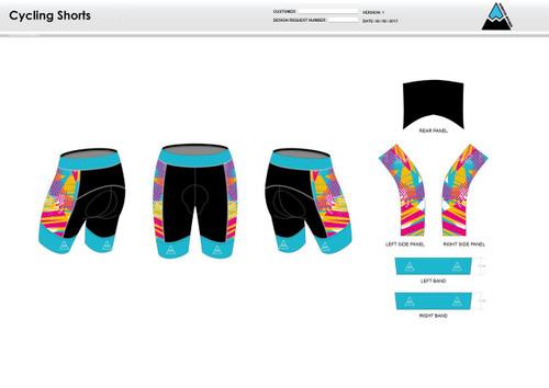 Fusion Endurance Cycling Shorts