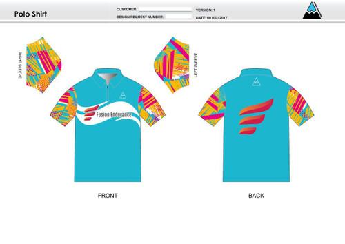 Fusion Endurance Polo Shirt