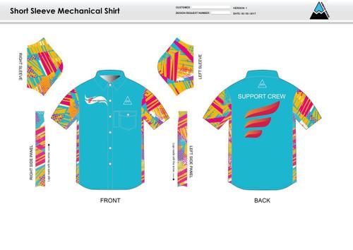 Fusion Endurance Mechanic Shirt - UNISEX Sizing