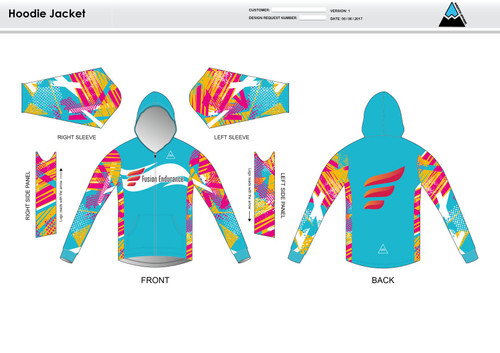 Fusion Endurance Hoodie Jacket