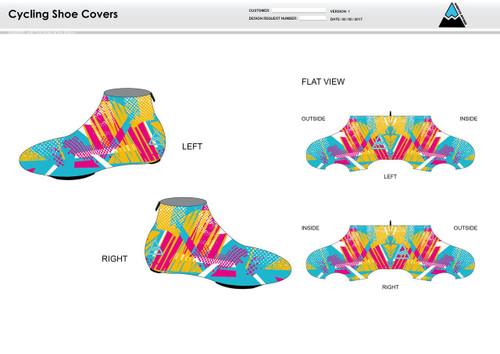 Fusion Endurance Cycling Shoe Covers