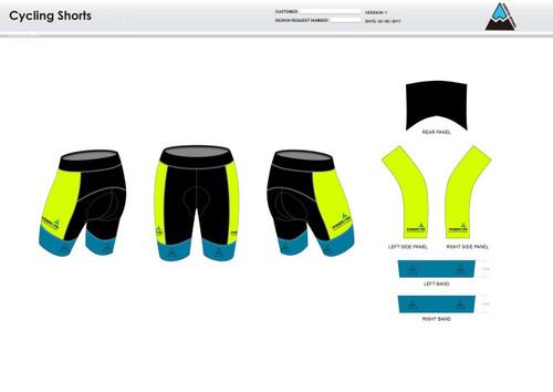 Gabe Cycling Shorts