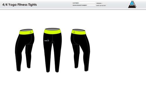 Gabe Women's Full Length Fitness Tights