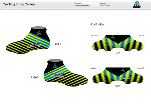 Gabe Cycling Shoe Covers