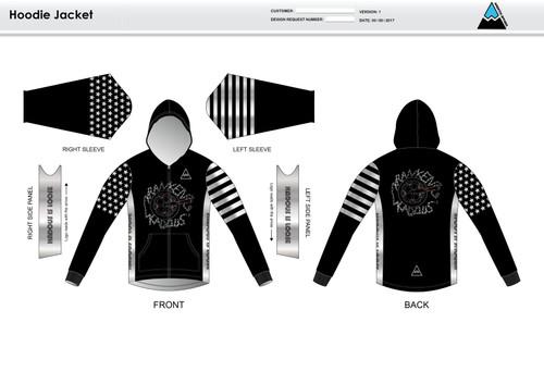 Kadous Hoodie Jacket