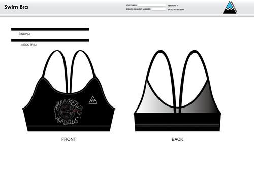 Kadous Women's Two Piece Swimsuit