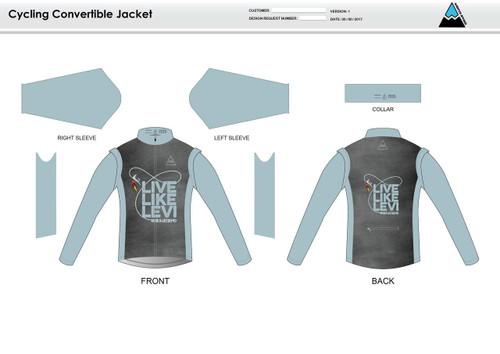 Be A Legend Convertible Jacket