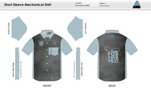 Be A Legend Youth Mechanic Shirt