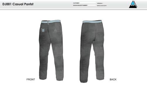 Be A Legend Warm Up Pants