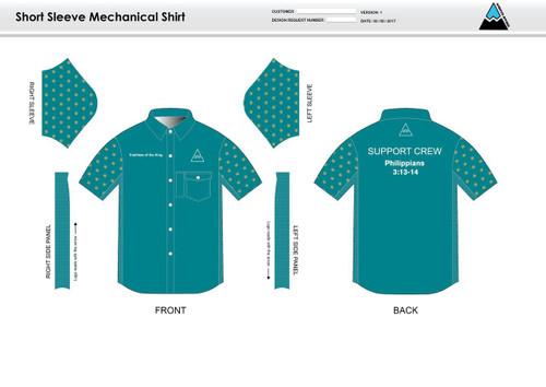Overland Mechanic Shirt - UNISEX Sizing