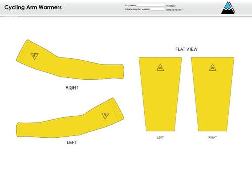 Aspen Cycling Arm Sleeves