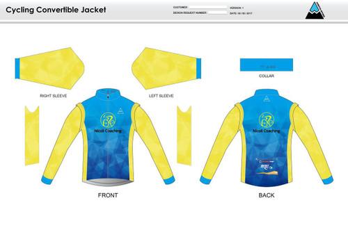 Nicoli Convertible Jacket