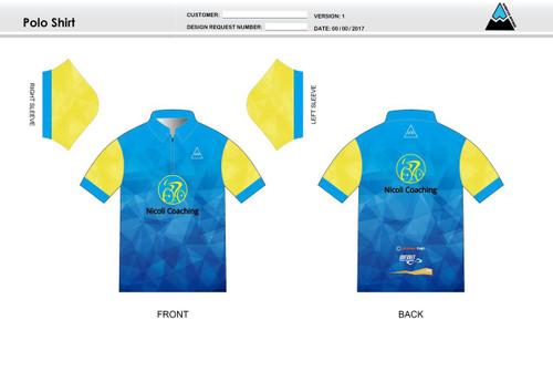 Nicoli Youth Polo Shirt