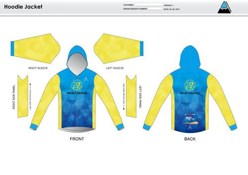 Nicoli Hoodie Jacket
