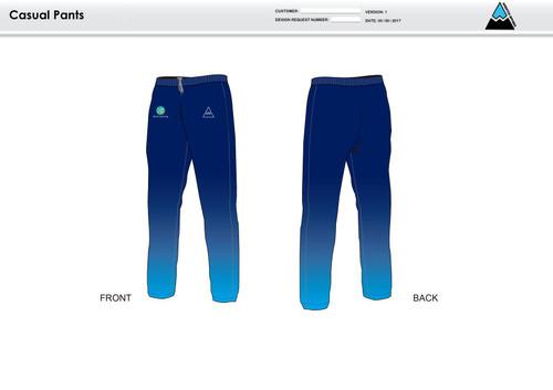 Nicoli Warm Up Pants