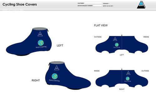 Nicoli Cycling Shoe Covers