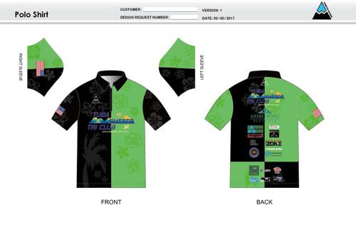Yuba Sutter Youth Polo Shirt