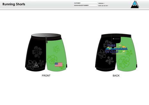 Yuba Sutter Running Shorts