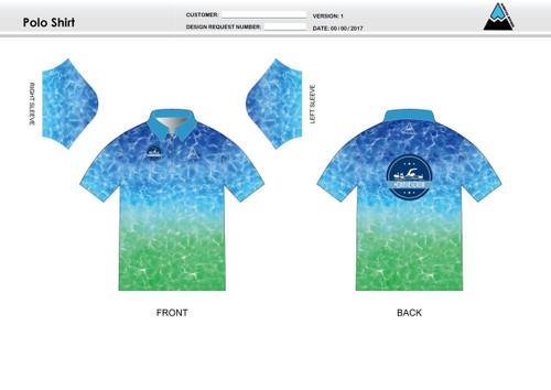 Crusies Crew Youth Polo Shirt