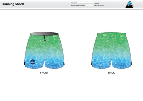 Crusies Crew Running Shorts