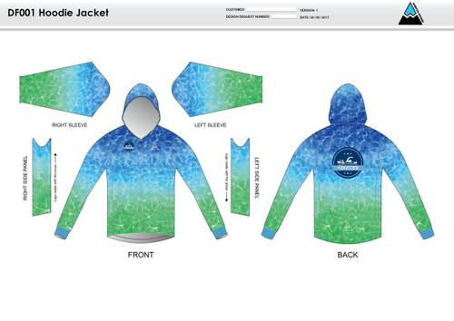 Crusies Crew Hoodie Jacket