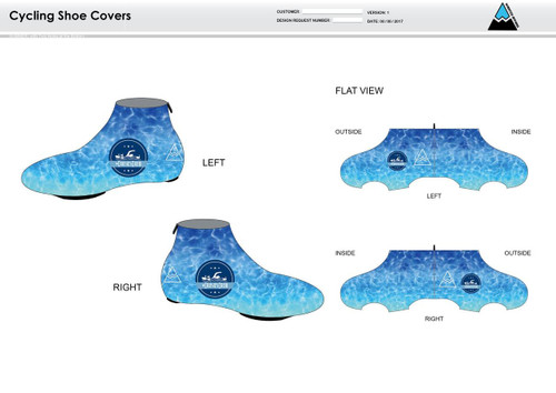 Crusies Crew Cycling Shoe Covers