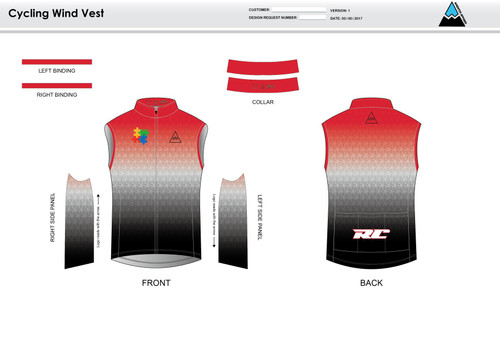 Cannon Cycling Wind Vest