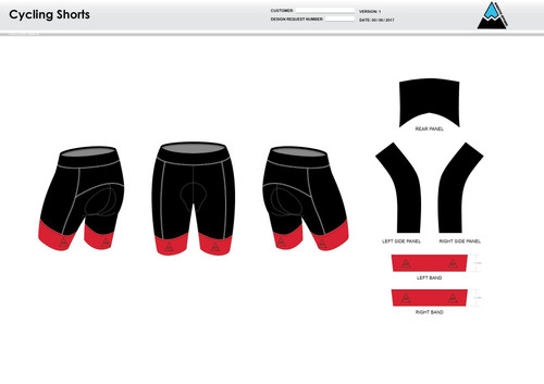 Cannon Cycling Shorts