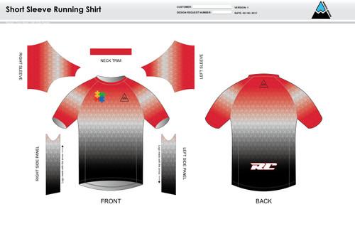 Cannon Short Sleeve Running Shirt