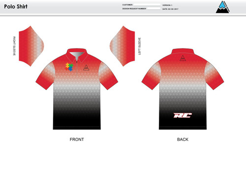 Cannon Youth Polo Shirt