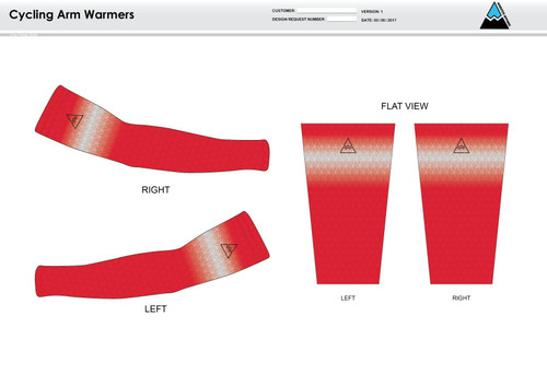 Cannon Cycling Arm Sleeves