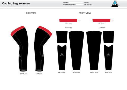 Cannon Cycling Leg Sleeves