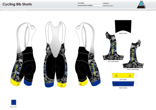 Playtri Norwalk Cycling Bibs