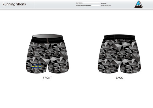 Playtri Norwalk Running Shorts