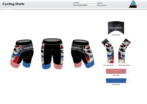Bingham Cycling Shorts