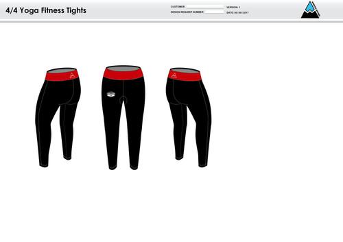 Bingham Full Length Fitness Tights